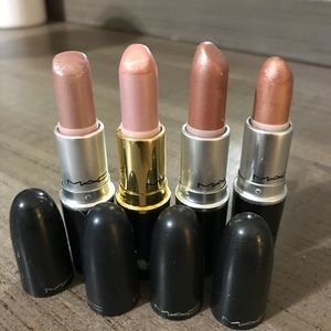 Mac 4 Lipstick Bundle
